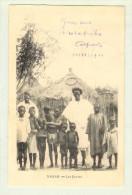 AK Afrika Senegal 1919-11-11 Foto Dakar - Sénégal