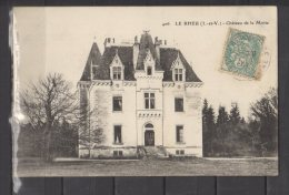 35 - Le Rheu - Chateau De La Motte - France