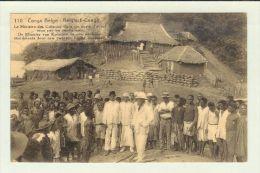 AK Afrika Congo Belg. 1907-09-17 Bildpostkarte GS #110>Belgien - Congo Belge - Autres