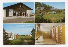 DENMARK - AK 227088 Lokken - Hvorup Klit Camping - Danimarca