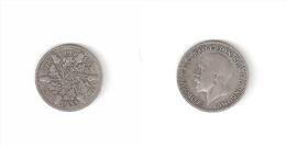 C  187013) SUD AFRICA SOUTH AFRICA SIX 6 PENCE 1933 GEORGIUS V° ARGENTO - Sud Africa
