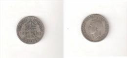 C  187016) SUD AFRICA SOUTH AFRICA SIX 6 PENCE 1943 GEORGIUS VI° ARGENTO - Sud Africa