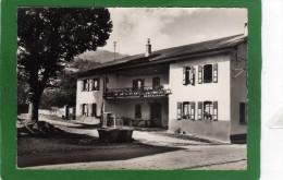 74 MORILLON -HOTEL RESTAURANT CLAIRE FONTAINE   , LA FONTAINE  ,CPSM  Grd Format Dentellée Année 1960 - France