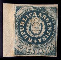 Argentine N°7 - Réimpression. Neuf * - TB - Nuovi