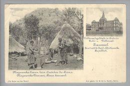AK Afrika Südafrika Transval 1900-10-13 Pretoria Foto Volhoraad/ Magwamba-Frauen - Afrique Du Sud