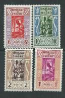 Dahomey  N° 159 / 66 XX Artisanat , La Série Des 6 Valeurs Sans Charnière, TB - Benin - Dahomey (1960-...)