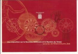 KOEKELBERG- BASILIQUE-TRILLENNIUM-EXPOSITION -MYSTERE DU TEMPS -horloge-nombre d'or-astronomie