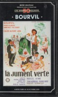 K7,VHS.René Chateau. LA JUMENT VERTE. BOURVIL, Francis BLANCHE, Sandra MILO, Yves ROBERT, Achille ZAVATTA, CARETTE - Comedy