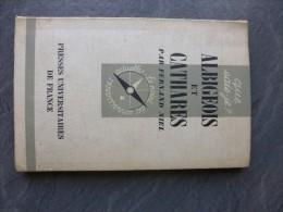 Albigeois Et Cathares, Que Sais-je, Fernand NIEL 1955  Ref C3 30 - Bücher, Zeitschriften, Comics