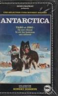 K7,VHS. René Chateau. ANTARCTICA. TARO Et JIRO : Une Aventure Racontée Par ROBERT HOSSEIN - Action, Aventure