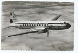 """CPSM DANS LE CIEL DE FRANCE, AVION """" CONVAIR """" DELA KLM K.L.M. - 1946-....: Moderne"""