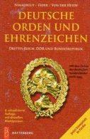 Katalog Deutsche Orden Ehrenzeichen 2011 New 20€ III.Reich DDR BRD Berlin Baden Bayern Saar Sachsen Catalogue Of Germany - Militaria