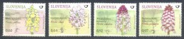 New 2015 Flora Flowers Orchid Orchids Orchidee Mint MNH **  - Orchis Pallens, Orchis Simia, Orchis Ustulata - Orchideen