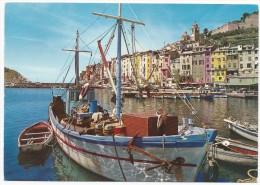 Portovenere - Scorcio Panoramico - H1927 - La Spezia