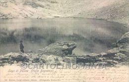 Verbania Bognanco Lago Paione Cartolina ZQ6715 - Verbania