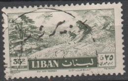 N° PA 140 O Y&T 1957 Ski Au Liban - Liban