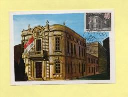 Monaco - Congres Union Parlementaire - N°828 - Maximumkaarten