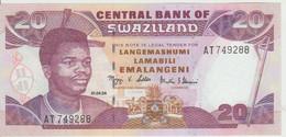 Swaziland 20 Emalangeni 2004 Pick 30 UNC - Swaziland