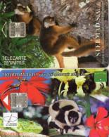 TELECARTES  MADAGASCAR  50 Unités   (lot De 2) - Madagascar