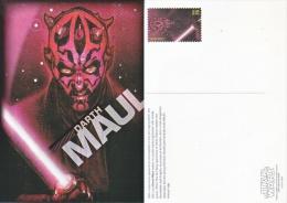 US  MAXI CARD  STAR  WARS    ** - Maximum Cards