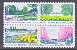 US   1368 A    **     BOTANICAL GARDENS - United States