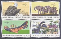 US   1390 A    **   NATURAL HISTORY - United States