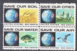 US   1413 A     **   ANTI  POLUTION - United States