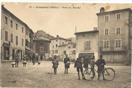 CONDRIEU -  Place Du Marché   149 - Condrieu