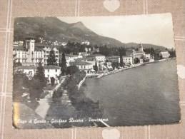 GARDONE RIVIERA BN VG 1958                       Qui Entrate!!! - Brescia