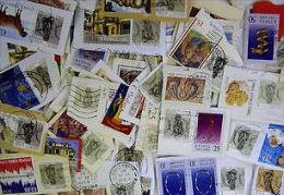 Cyprus KILOWARE MissionBag 500g (1LB-1½oz) Modern Stamp Mixture     [vrac Kilowaar Kilovara] - Briefmarken