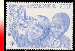 Rwanda 0945**  Noel Et Année De L'enfant   MNH - Rwanda