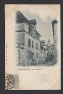 DF / 24 DORDOGNE / BERGERAC / RUE SAINT-JAMES / CIRCULÉE EN 1903 - Bergerac