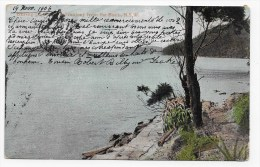 (RECTO / VERSO) KURING GAI EN 1906 - THE BASIN - VALENTINES SERIES - BEAUX TIMBRES - Altri