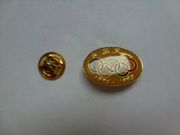 JO Jeux Olympiques , Ets Di Ruggiero , 1926 - 1992 , Albertville ?? - Olympic Games