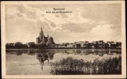 Cp Stralsund, Blick Auf Die Nikolaikirche, Ortschaft - Other