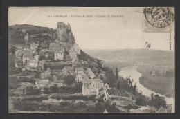 DF / 24 DORDOGNE / CASTELNAUD-LA-CHAPELLE / LE CHÂTEAU / CIRCULÉE EN 1903 - Altri Comuni