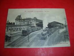 Toulouse La Gare Matabiau Les Quais - Stations With Trains