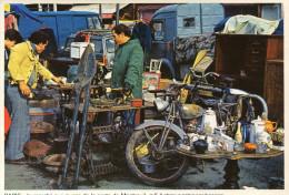 MONTREUIL(SEINE SAINT DENIS) MARCHE AUX PUCES(MOTO) - Montreuil
