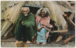 Aged Indians  British Columbia BC Canada P. Used 1907 No 104 Edit Hibben , Victoria - Indiens De L'Amerique Du Nord