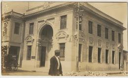 Real Photo Caibarien National City Bank Banque Banco - Cuba