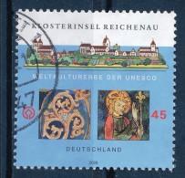 2637 Gestempelt  Nk Reichenau Bund 2008 - Gebruikt
