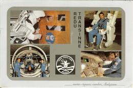 """CP De TRANSINNE """" Eurospace Center ,hall D'entrainement Des Stagiaires Euronautes """" - Libin"""
