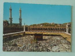 The Pilgrims Around The HOLY KAABA - Arabie Saoudite
