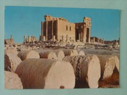 SYRIE - Le Sanctuaire Du Temple De Bel