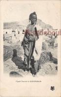 ALGERIE - Femme Du Sud Oranais - Trèfle - 2 Photos - Algérie