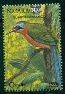 """Nicaragua 1992 """" Hors Série Yt.1664/79: Motmot à Sourcils Bleus """" - Mnh*** - Oiseaux"""