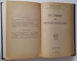 Catalogue Des  Timbres Des Colonies Françaises Par Oswald Durand, - Philatélie Et Histoire Postale