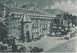 AK Brunico Bruneck Albergo Rosa D´ Oro Hotel Pension Pustertal Val Pusteria Südtirol Alto Adige Trentino Bei Brixen - Other Cities