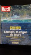 PARIS-MATCH N° 2902-- Dec 2004   -- Ocean Indien Soudain La Vague De Mort -  Tsunami  ...etc........ - Andere