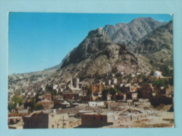 TA'IZZ - General View - Yémen